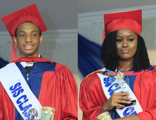 Surefoot International School, Calabar Class of 2018 students excelling unto greater heights